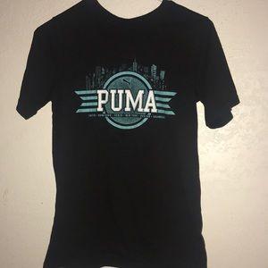 puma boys shirt